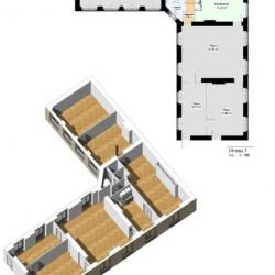 Location Bureau Paris 9ème 160 m²