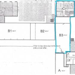 Location Local d'activités Pacé 570 m²