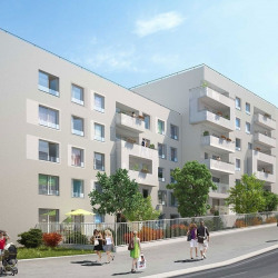 photo appartement neuf Nanterre
