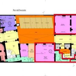 Location Bureau Paris 8ème 232 m²