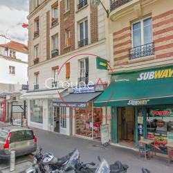 Location Local commercial Paris 12ème 40 m²