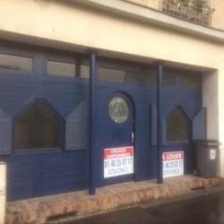 Location Local commercial Boulogne-Billancourt 46 m²