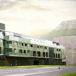 Vente Bureau Meylan 554,07 m²
