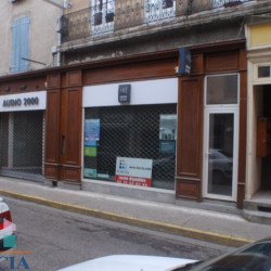 Location Local commercial Saint-Vallier