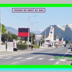 Vente Local commercial Villeneuve-Loubet (06270)