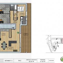 vente Appartement 4 pièces Saclay