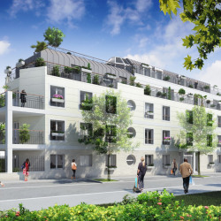 photo immobilier neuf Châtillon