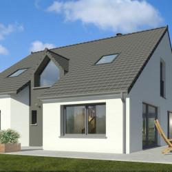 Maison  4 pièces + Terrain  567 m² Bully-les-Mines