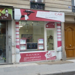 Location Local commercial Paris 11ème