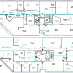 Location Bureau Bron 700 m²