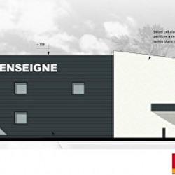 Location Local commercial Harfleur 520 m²