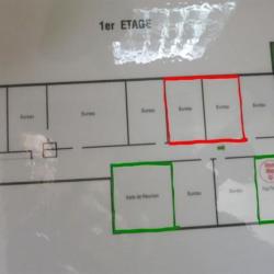 Location Bureau Paris 20ème 13 m²