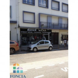 Location Local commercial Lorient 50,25 m²