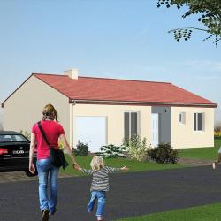 Maison  5 pièces + Terrain  207 m² Vallet