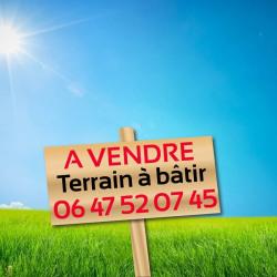 Terrain  de 550 m²  Flers-sur-Noye  (80160)