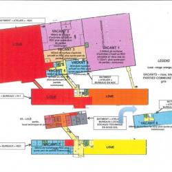 Location Local d'activités Semoy 5184 m²