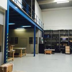 Location Local d'activités Aubervilliers 306 m²