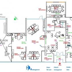 Vente Bureau Metz 336 m²