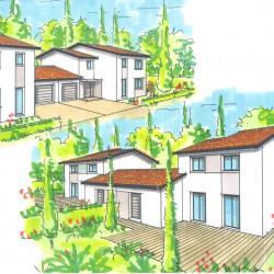 Maison  5 pièces + Terrain  301 m² Cailloux-sur-Fontaines