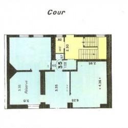 Location Bureau Paris 14ème 50 m²