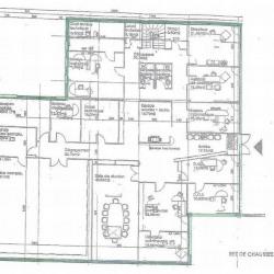 Location Bureau Pulnoy 750 m²