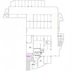 Location Bureau Lyon 5ème 2113,06 m²