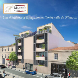 photo appartement neuf Nîmes