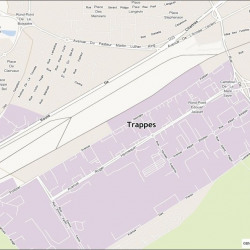 Location Local d'activités Trappes 256 m²