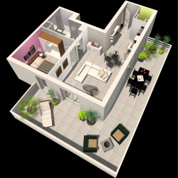 produit d'investissement Appartement 1 pièce Montpellier