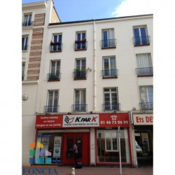 Location Local commercial Montrouge 75,45 m²