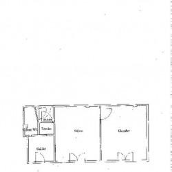 Appartement Nice 2 pièce (s)
