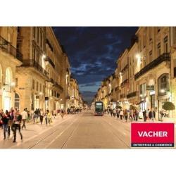 Cession de bail Local commercial Bordeaux 323 m²