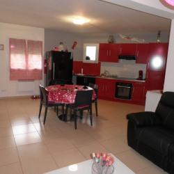 Bel appartement T4,70m² en rez-de-jardin, séjour e