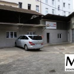 Location Local d'activités Lyon 7ème 700 m²