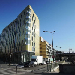 Location Bureau Paris 19ème 280,03 m²