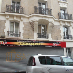 Location Bureau Paris 20ème 45 m²