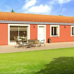 Maison  4 pièces + Terrain  808 m² Sardieu
