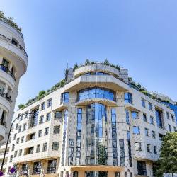 Location Bureau Levallois-Perret 1374 m²