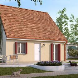 Maison  3 pièces + Terrain  474 m² Coulommiers