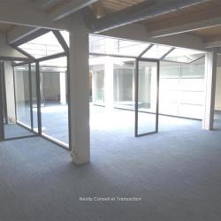 Location Bureau Suresnes 615 m²