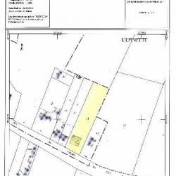 Vente Terrain Sauchy-Lestrée 1715 m²