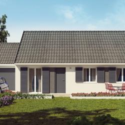 Maison  4 pièces + Terrain  853 m² Issé