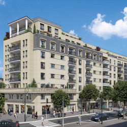 photo immobilier neuf Suresnes