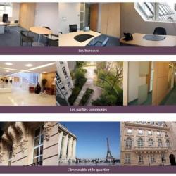 Location Bureau Paris 16ème 374 m²