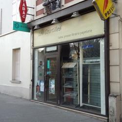 Location Local commercial Paris 20ème 40 m²