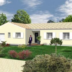 Maison  5 pièces + Terrain  700 m² Saint Gence (87510)