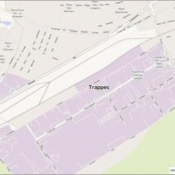 Location Local d'activités Trappes 1900 m²
