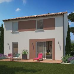 Maison  4 pièces + Terrain  300 m² Belleville