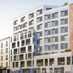 Location Local commercial Clichy 134 m²
