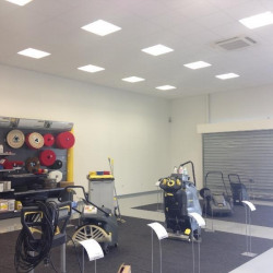 Location Local commercial Bourgoin-Jallieu 491 m²